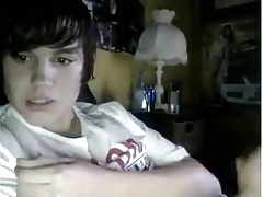 Teenboy On Wecam